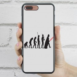 Funda iPhone 7 Plus Star Wars Evolution