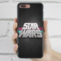 Funda iPhone 7 Plus Star Wars logo