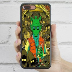 Funda iPhone 7 Plus Star Wars Mos Eisley