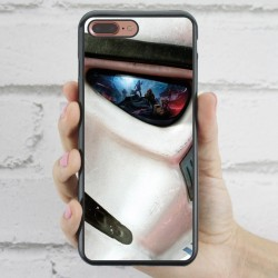 Funda iPhone 7 Plus Star Wars ojo Stormtrooper