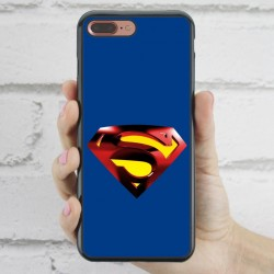 Funda iPhone 7 Plus Superman