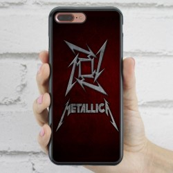 Funda iPhone 7 Plus Metallica