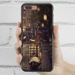 Funda iPhone 7 Plus Hipster Vespa