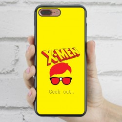 Funda iPhone 7 Plus X-men Hipster