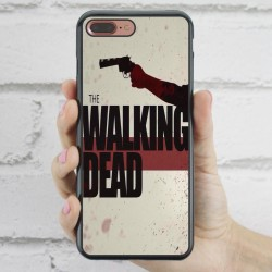 Funda iPhone 7 Plus The Walking Dead Rick