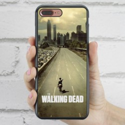 Funda iPhone 7 Plus The Walking Dead intro