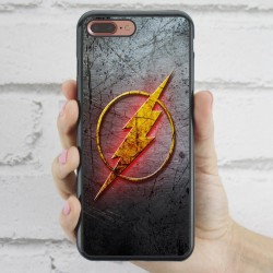 Funda iPhone 7 Plus The Flash