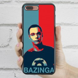 Funda iPhone 7 Plus The Big Bang Theory Sheldon Bazinga
