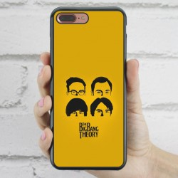 Funda iPhone 7 Plus The Big Bang Theory Beatles