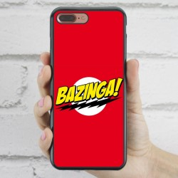 Funda iPhone 7 Plus The Big Bang Theory Bazinga