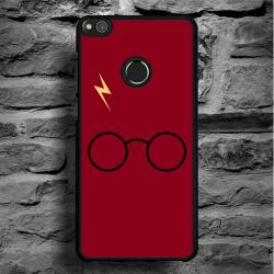 Funda Huawei P8 Lite 2017 harry potter fondo rojo