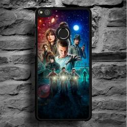 Funda Huawei P8 Lite 2017 stranger things