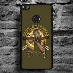 Funda Huawei P8 Lite 2017 the walking dead daryl ballesta