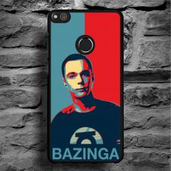 Funda Huawei P8 Lite 2017 the big bang theory sheldon bazinga