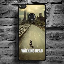 Funda Huawei P8 Lite 2017 the walking dead intro