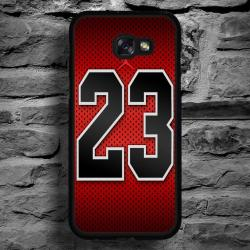Funda Galaxy A5 2017 michael jordan