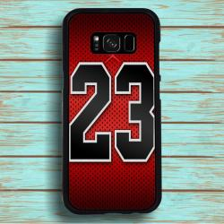 Funda Galaxy S8 michael jordan 23