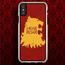Funda Iphone X casa lannister