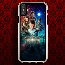 Funda Iphone X stranger things