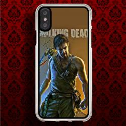 Funda Iphone X the walking dead daryl