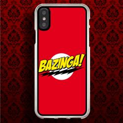 Funda Iphone X the big bang theory bazinga