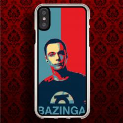 Funda Iphone X the big bang theory sheldon bazinga