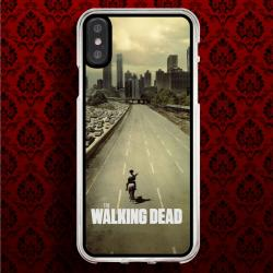 Funda Iphone X the walking dead intro