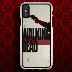 Funda Iphone X the walking dead rick