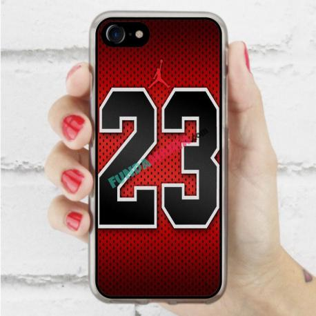 Funda Iphone 8 michael jordan 23