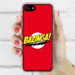 Funda Iphone 8 the big bang theory bazinga