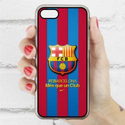 Funda Iphone 7 fc barcelona escudo