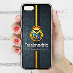 Funda Iphone 7 real madrid escudo