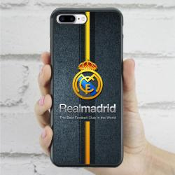 Funda Iphone 7 PLUS real madrid escudo