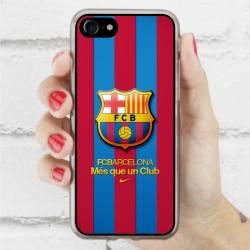 Funda Iphone 8 fc barcelona escudo