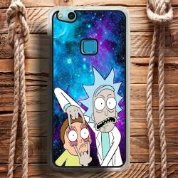 Funda Huawei P10 Lite rick y morty