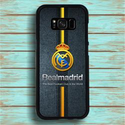 Funda Galaxy S8 real madrid escudo