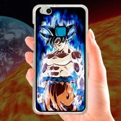 Funda Huawei P10 Lite Goku Dragon Ball Super Ultra Instinto