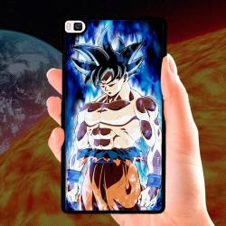 Funda Huawei P8 Lite Goku Dragon Ball Super Ultra Instinto