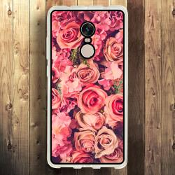 Xiaomi Redmi Note 4 estampado rosas natural