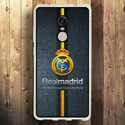 Xiaomi Redmi Note 4 futbol escudo real madrid
