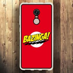 Xiaomi Redmi Note 4 big bang theory bazinga