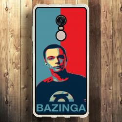 Xiaomi Redmi Note 4 big bang theory sheldon bazinga