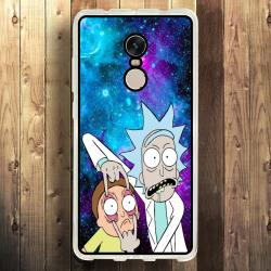 Xiaomi Redmi Note 4 rick y morty