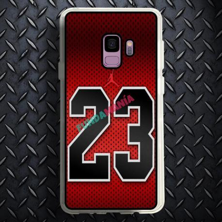 Funda Galaxy S9 michael jordan 23