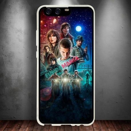Funda Huawei P10 stranger things