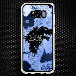 Funda Galaxy S8 Plus casa stark mapa
