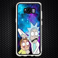 Funda Galaxy S8 Plus rick y morty