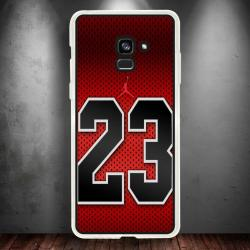 Funda Galaxy A5 2018 michael jordan 23