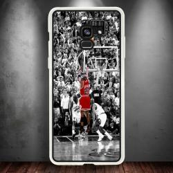 Funda Galaxy A5 2018 michael jordan