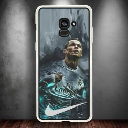 Funda Galaxy A5 2018 cr7 real madrid
